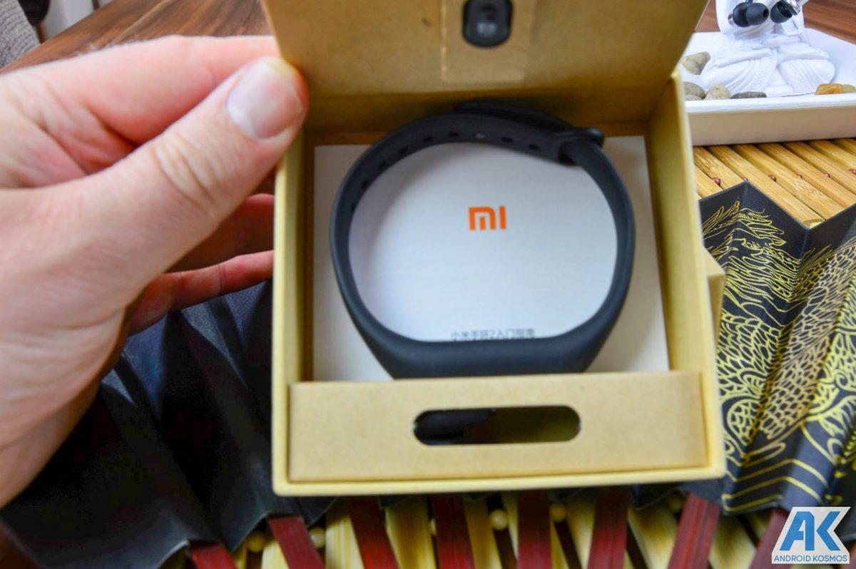 AndroidKosmos | Testbericht / Review / Anleitung / Video: Xiaomi Mi Band 2 Fitnesstracker mit Mi Fit App 18
