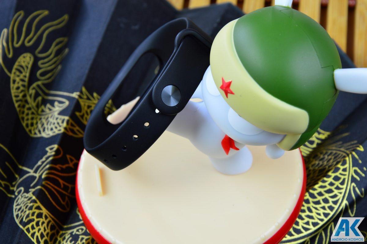 Xiaomi Mi Band 2 Test: Der meist verkaufte Fitnesstracker weltweit 10