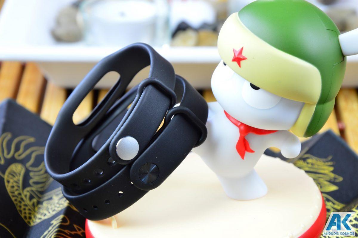 Xiaomi Mi Band 2 Test: Der meist verkaufte Fitnesstracker weltweit 15
