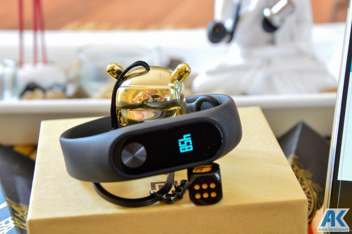 Xiaomi Mi Band 2 Test: Der meist verkaufte Fitnesstracker weltweit 28
