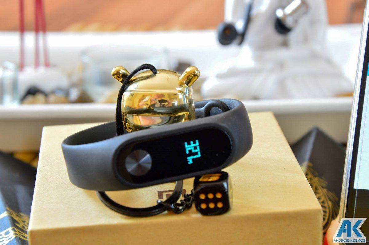 Xiaomi Mi Band 2 Test: Der meist verkaufte Fitnesstracker weltweit 29