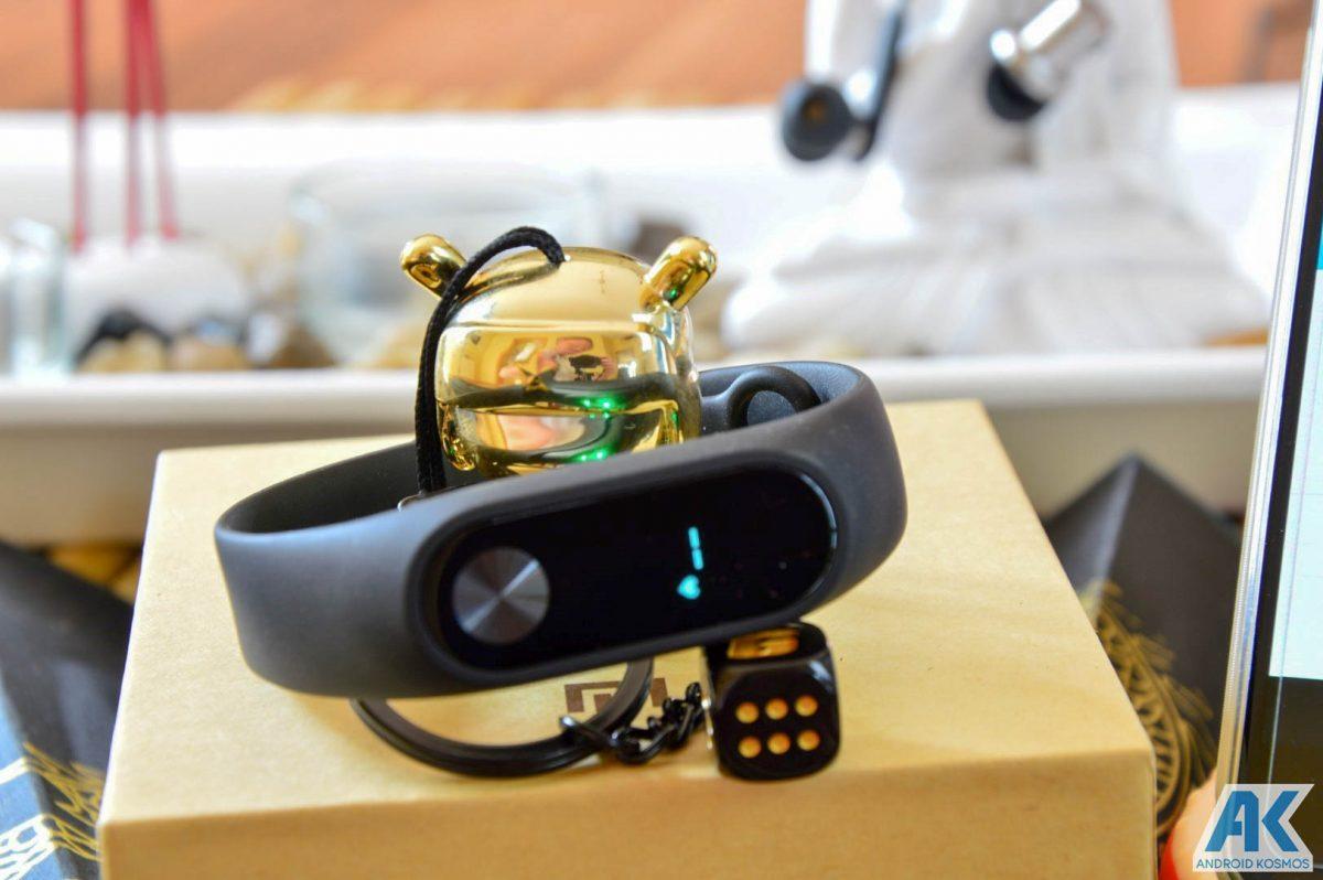 Xiaomi Mi Band 2 Test: Der meist verkaufte Fitnesstracker weltweit 30