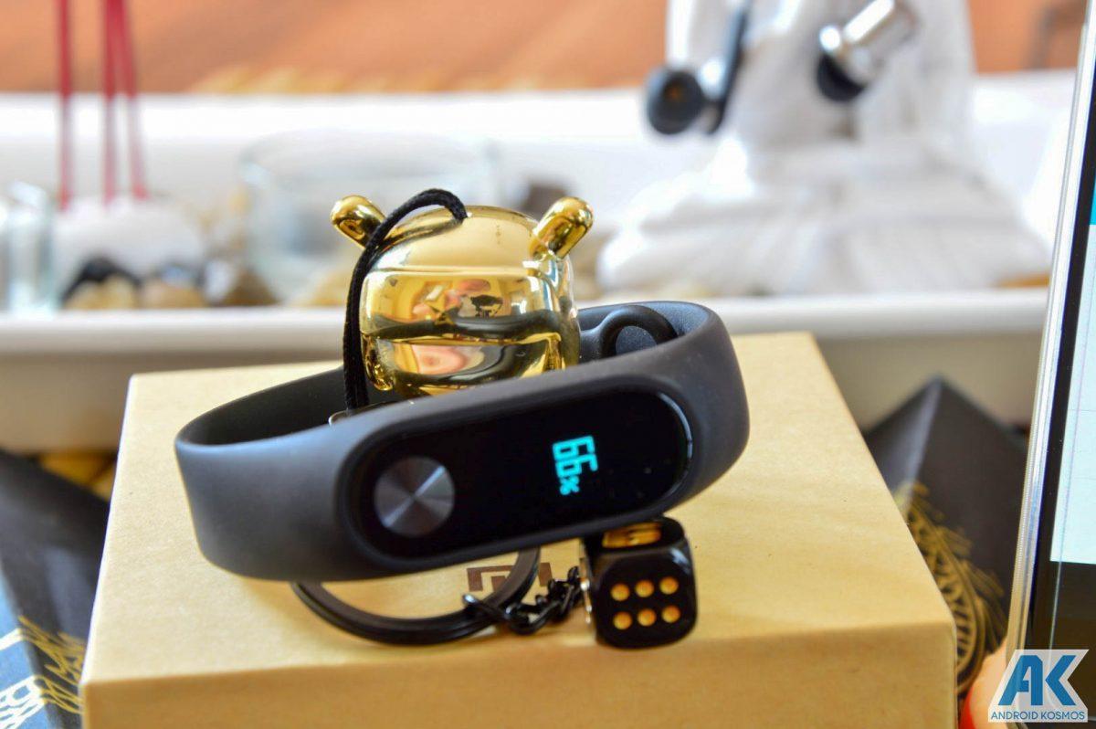 Xiaomi Mi Band 2 Test: Der meist verkaufte Fitnesstracker weltweit 31