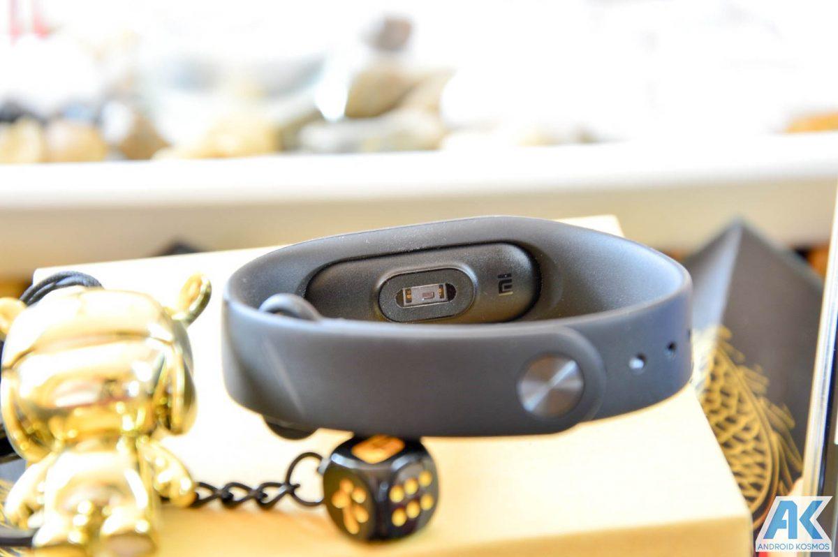 Xiaomi Mi Band 2 Test: Der meist verkaufte Fitnesstracker weltweit 34