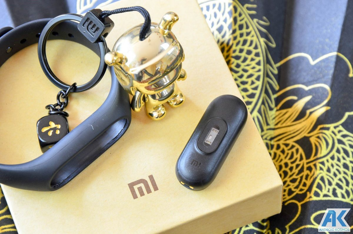 Xiaomi Mi Band 2 Test: Der meist verkaufte Fitnesstracker weltweit 32