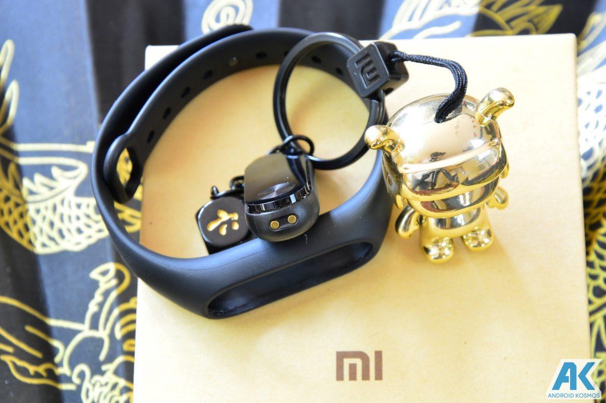 Xiaomi Mi Band 2 Test: Der meist verkaufte Fitnesstracker weltweit 8