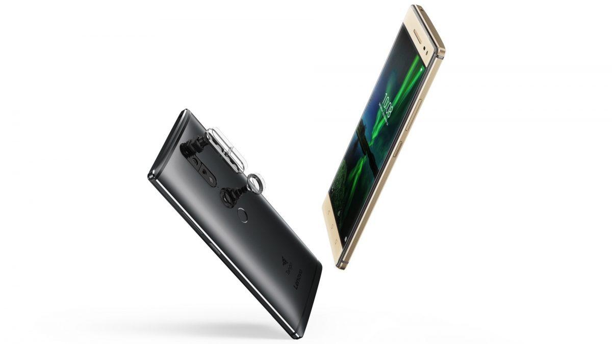Lenovo Phab2 Pro: Project Tango für alle 9