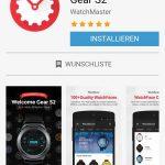 Ziffernblätter-App von Watchmaster jetzt auch für die Gear S2 TizenOS 12