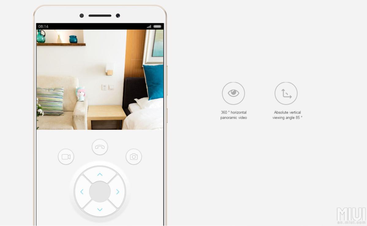 Xiaomi stellt eigene 360° Grad Kamera für 55 Euro vor 6