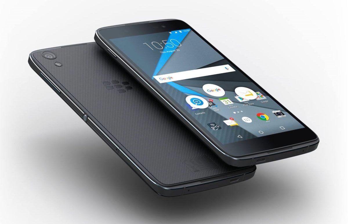 Blackberry stellt sein Mittelklasse-Smartphone offiziell vor 4