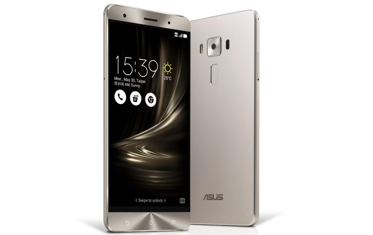 Asus Zenfone 3 Deluxe Snapdragon 812 - ASUS Zenfone 3 Deluxe Smartphone Deals