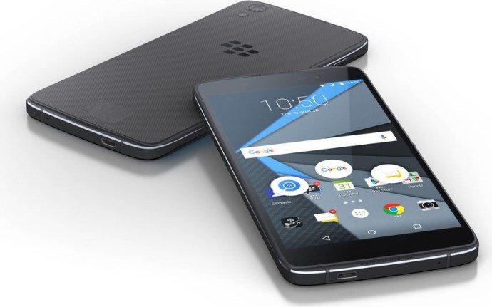 AndroidKosmos | BlackBerry Neon: neues Android Mittelklasse-Smartphone auf ersten Bildern aufgetaucht 1