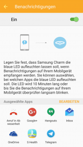Review: Samsung Charm - Günstiger Activity-Tracker im Test 4