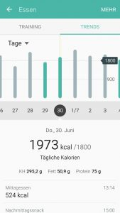 Review: Samsung Charm - Günstiger Activity-Tracker im Test 9