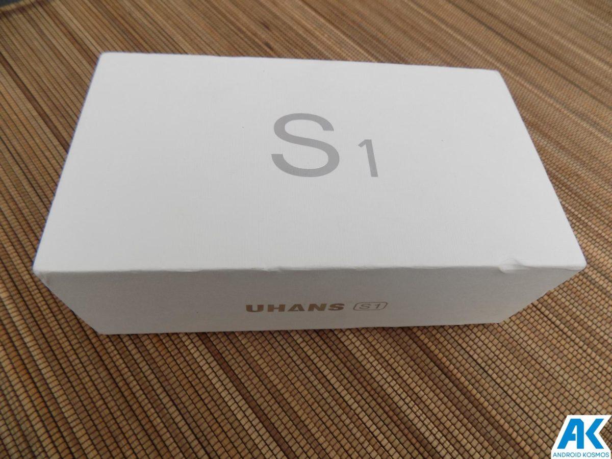 Test / Review UHANS S1 - das schöne Biest? Mittelklasse Budget Phone im Test 43