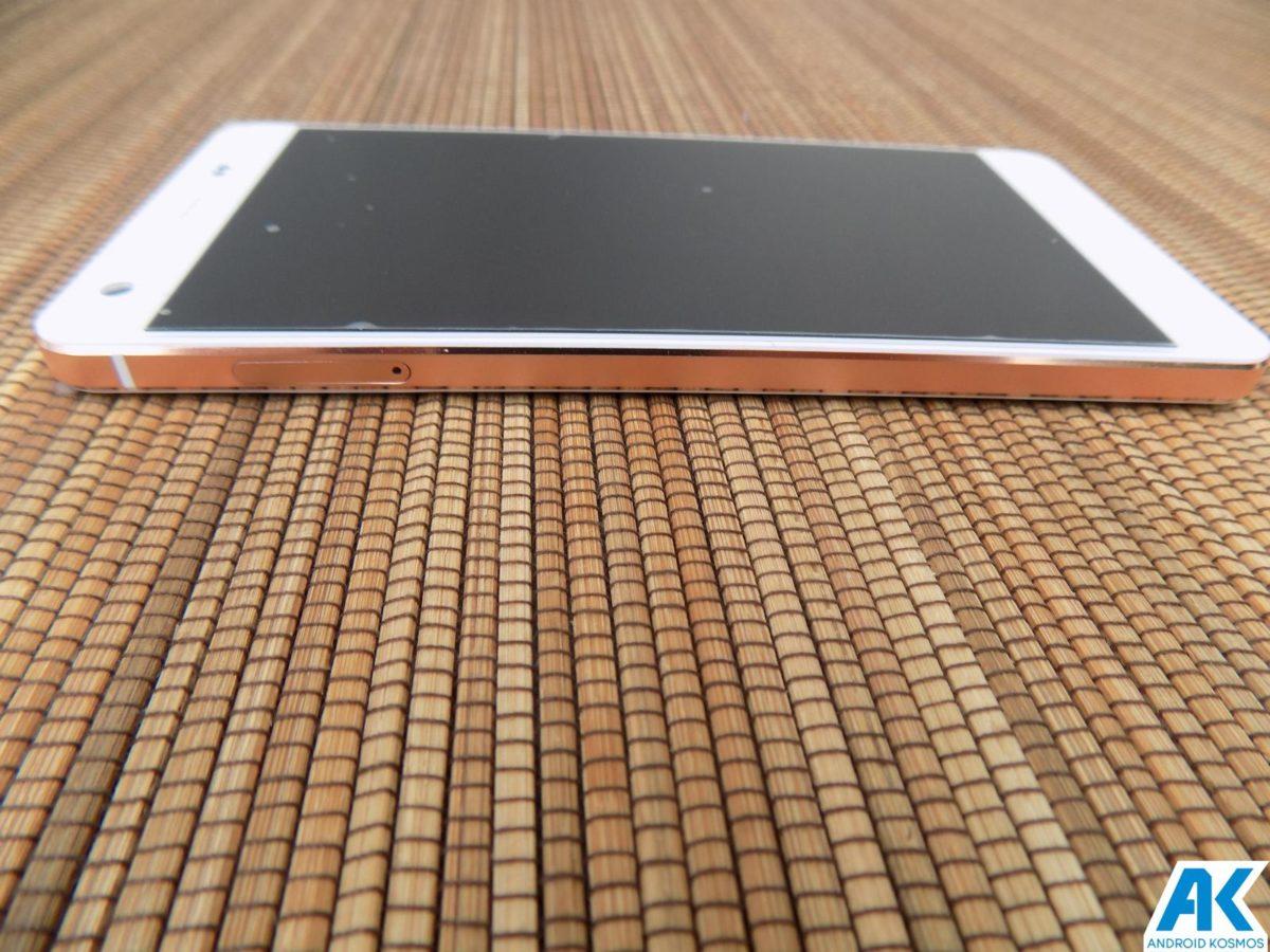Test / Review UHANS S1 - das schöne Biest? Mittelklasse Budget Phone im Test 50