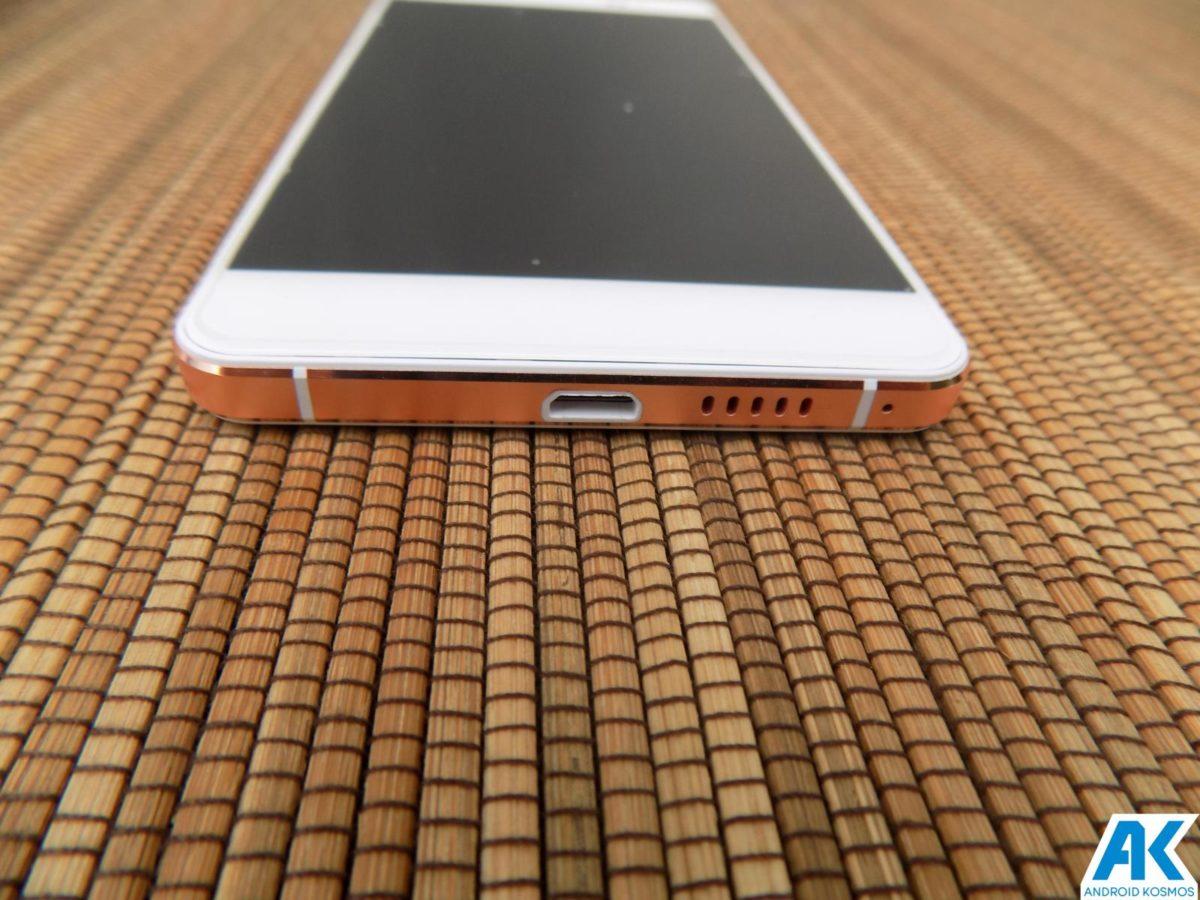 Test / Review UHANS S1 - das schöne Biest? Mittelklasse Budget Phone im Test 51