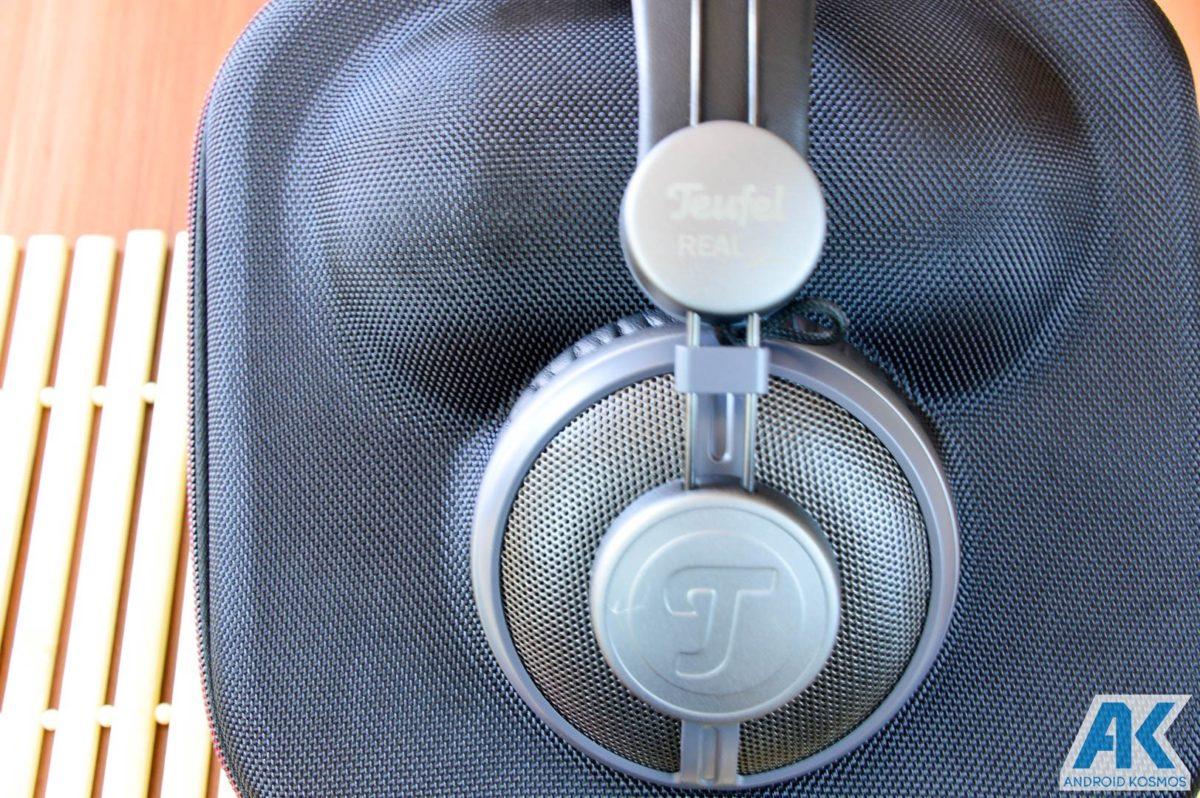 TEUFEL REAL Z (Supreme) Test: der Allrounder Kopfhörer mit dem gewissen Kick 8
