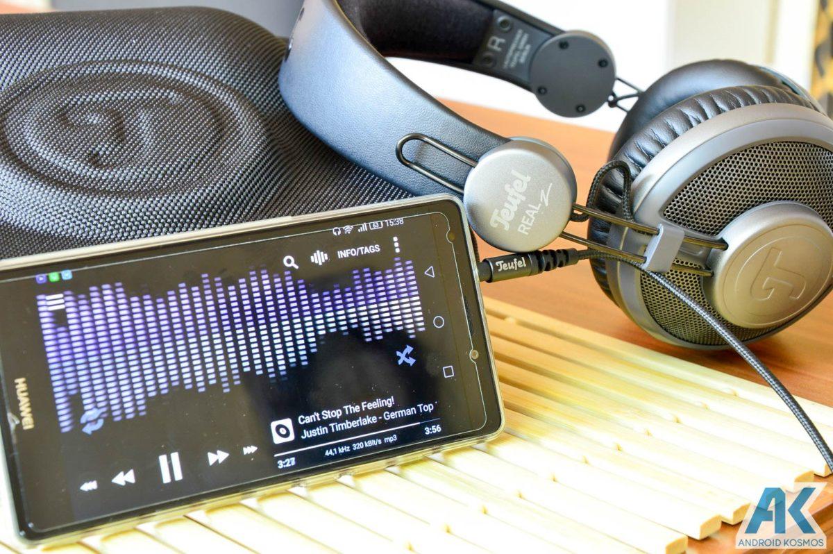 TEUFEL REAL Z (Supreme) Test: der Allrounder Kopfhörer mit dem gewissen Kick 1