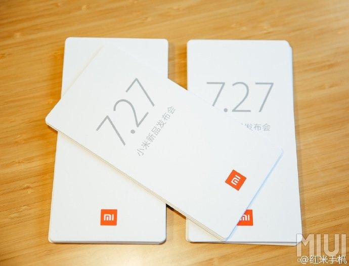 Xiaomi Redmi Pro: offizielle Vorstellung des Smartphones mit Dual-Kamera am 27. Juli 3