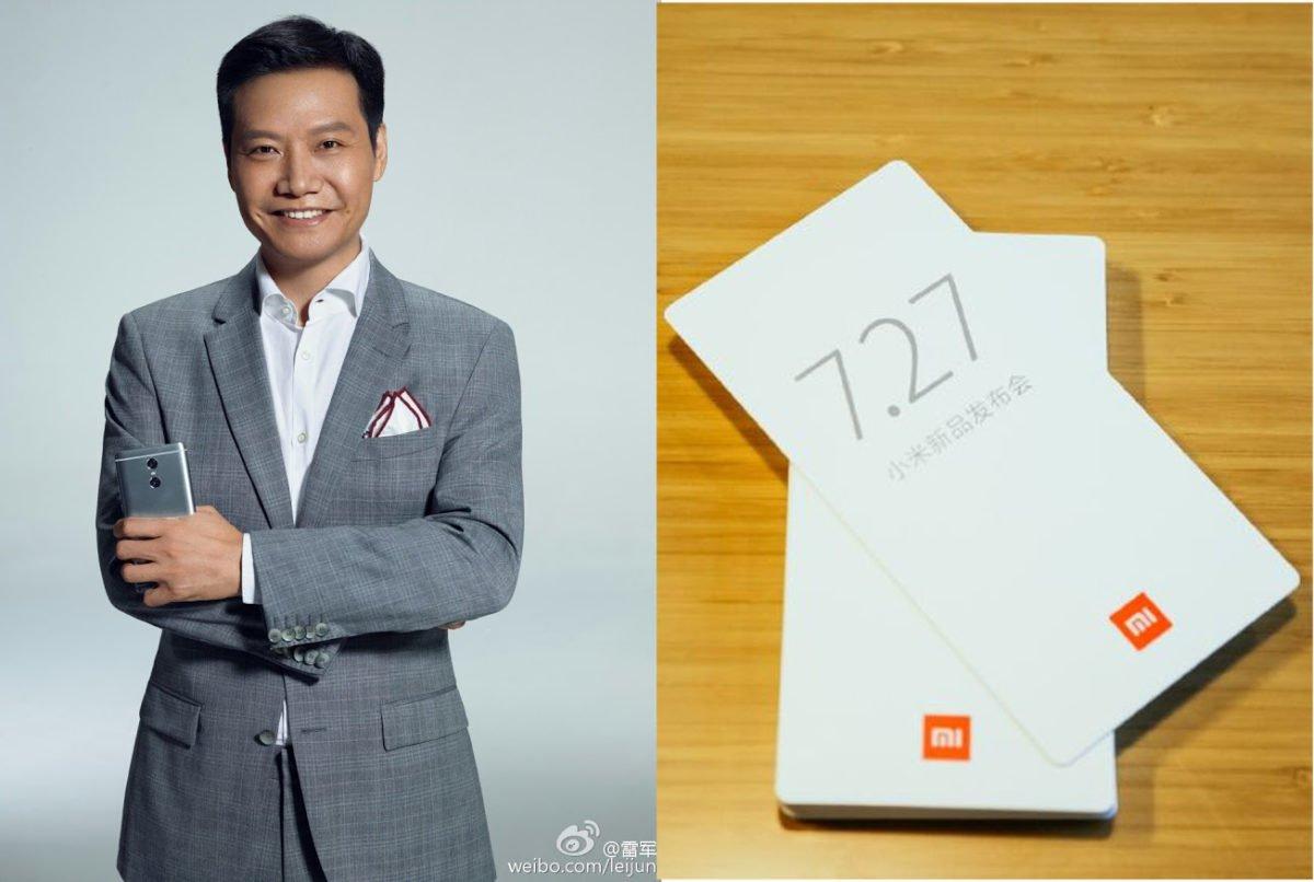 Xiaomi Redmi Pro: offizielle Vorstellung des Smartphones mit Dual-Kamera am 27. Juli 2