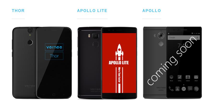 Vernee Smartphone Hersteller nun auch offiziell in Deutschland vertreten 1