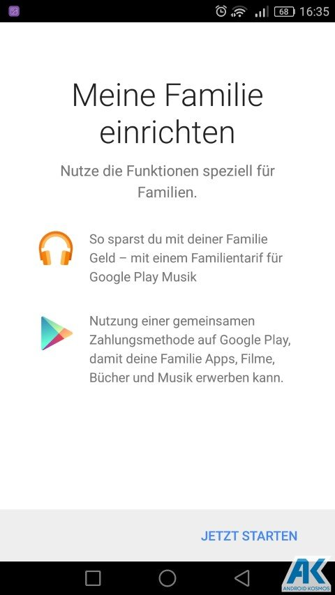 AndroidKosmos | Play Store: Family Library und neue Kategorien 2