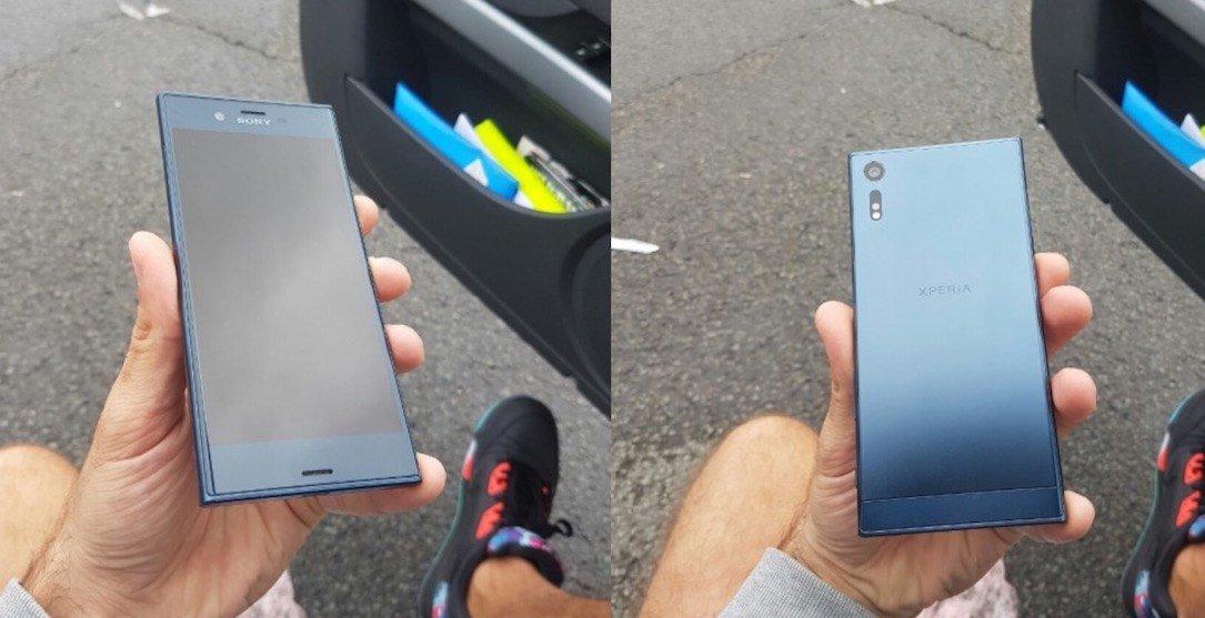 Sony Xperia F8331 - erste Bilder eines unbekannten Smartphones aufgetaucht 3