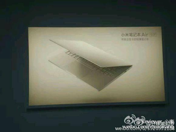 Xiaomi Notebook Pressebilder und Preis vor Veröffentlichung geleakt 13