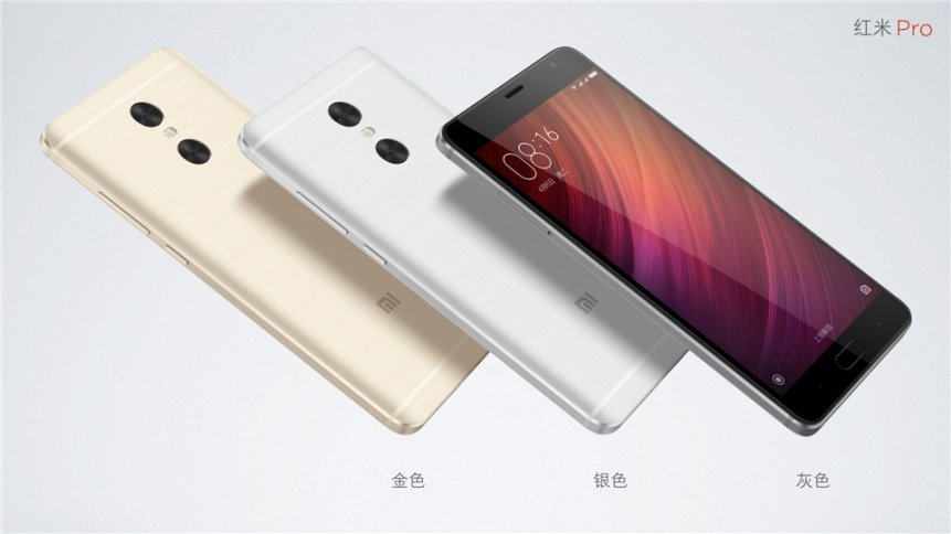 Xiaomi Redmi Pro mit Helio X25, OLED-Display und Dual-Kamera offiziell vorgestellt 1