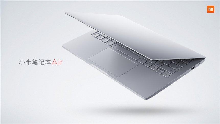 """Xiaomi """"Mi Air"""" Notebook 13,3 Zoll und 12,5 Zoll offiziell vorgestellt 14"""