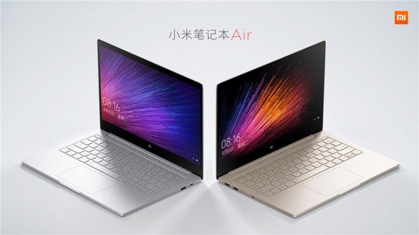 """Xiaomi """"Mi Air"""" Notebook 13,3 Zoll und 12,5 Zoll offiziell vorgestellt 15"""