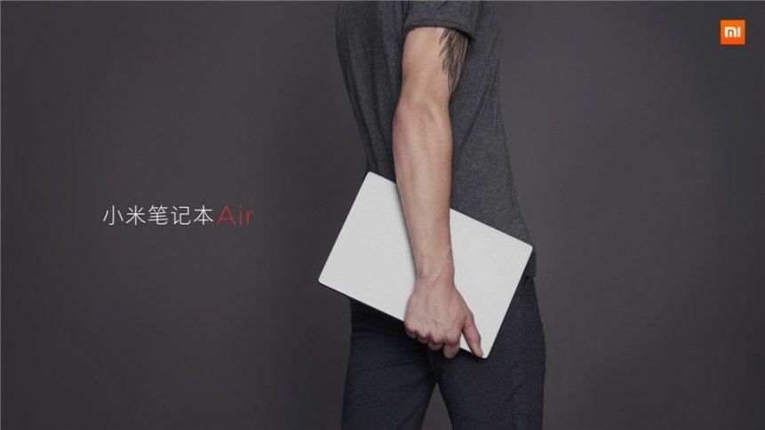 """Xiaomi """"Mi Air"""" Notebook 13,3 Zoll und 12,5 Zoll offiziell vorgestellt 16"""