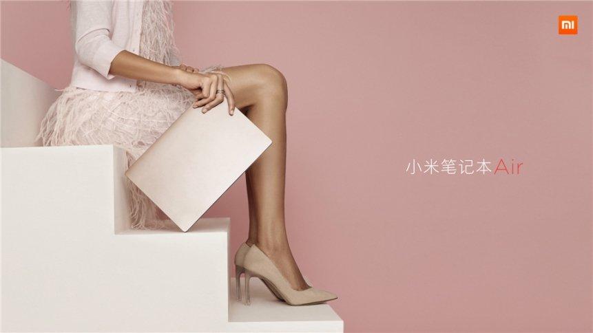 """Xiaomi """"Mi Air"""" Notebook 13,3 Zoll und 12,5 Zoll offiziell vorgestellt 17"""