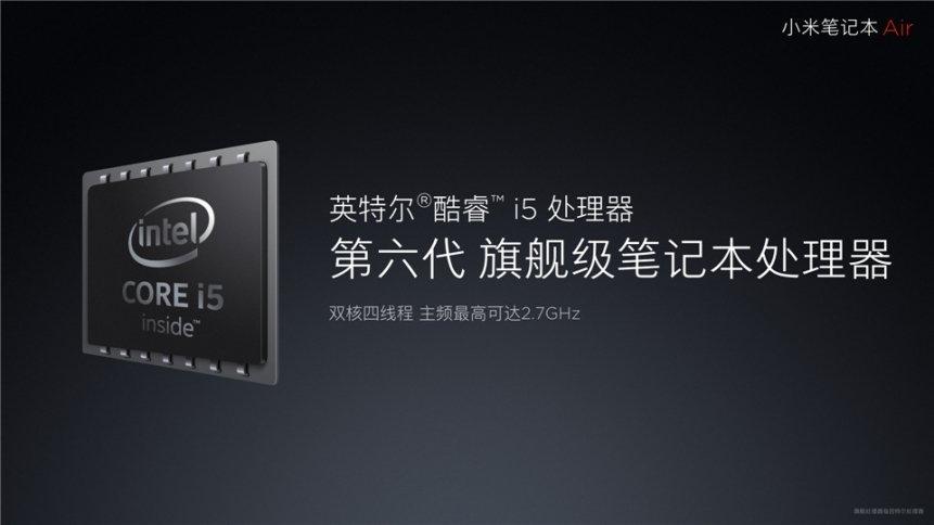 """Xiaomi """"Mi Air"""" Notebook 13,3 Zoll und 12,5 Zoll offiziell vorgestellt 22"""