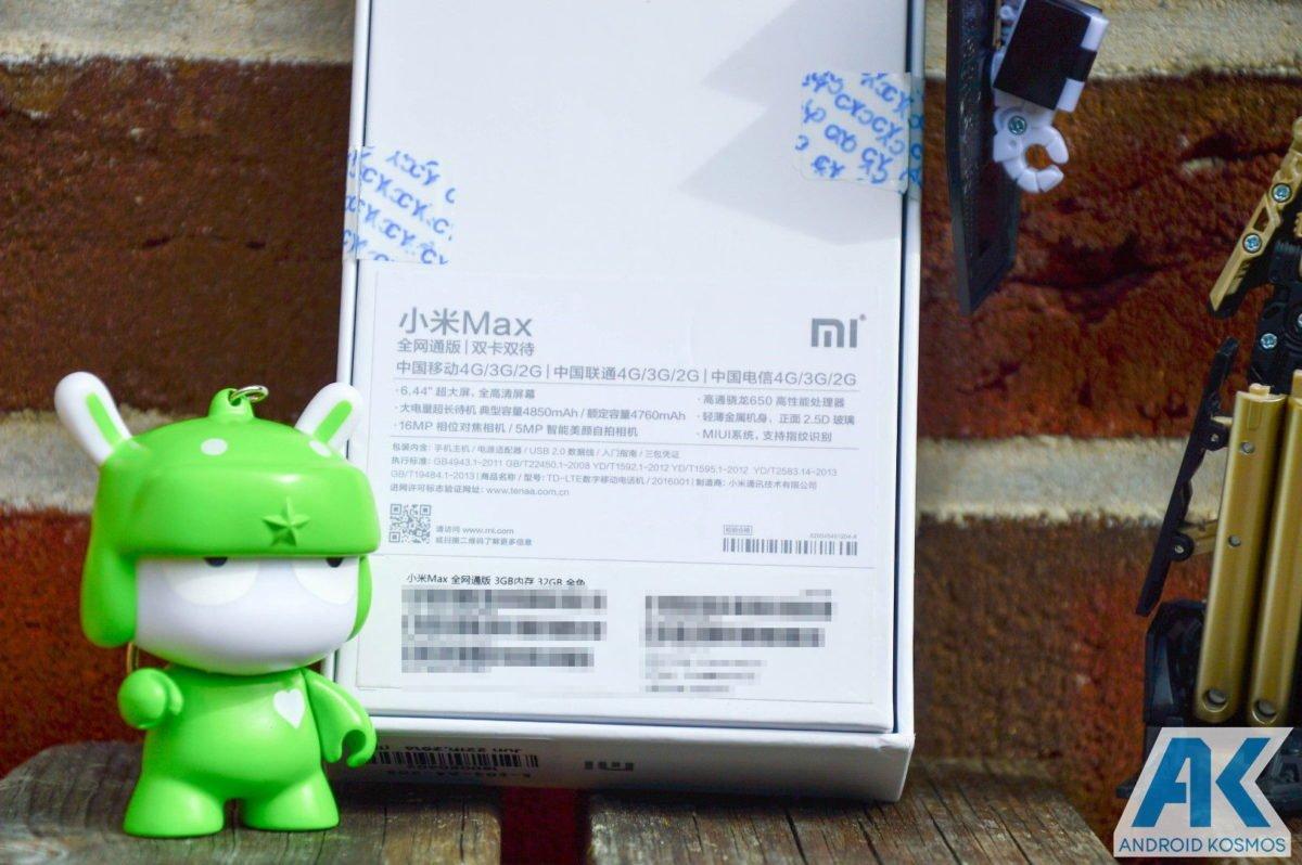 Xiaomi Mi Max Test: Das 6,44 Zoll Monster-Phablet ausprobiert 138