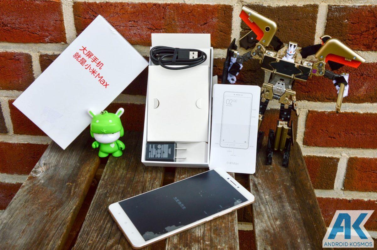 Xiaomi Mi Max Test: Das 6,44 Zoll Monster-Phablet ausprobiert 141