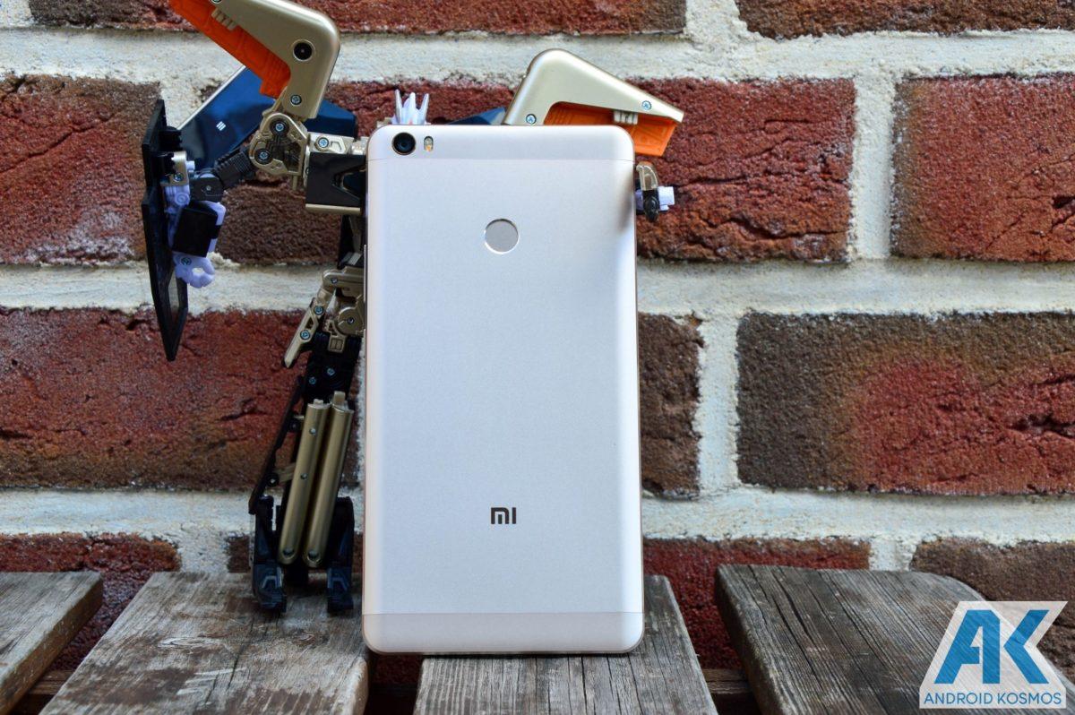 Xiaomi Mi Max Test: Das 6,44 Zoll Monster-Phablet ausprobiert 145