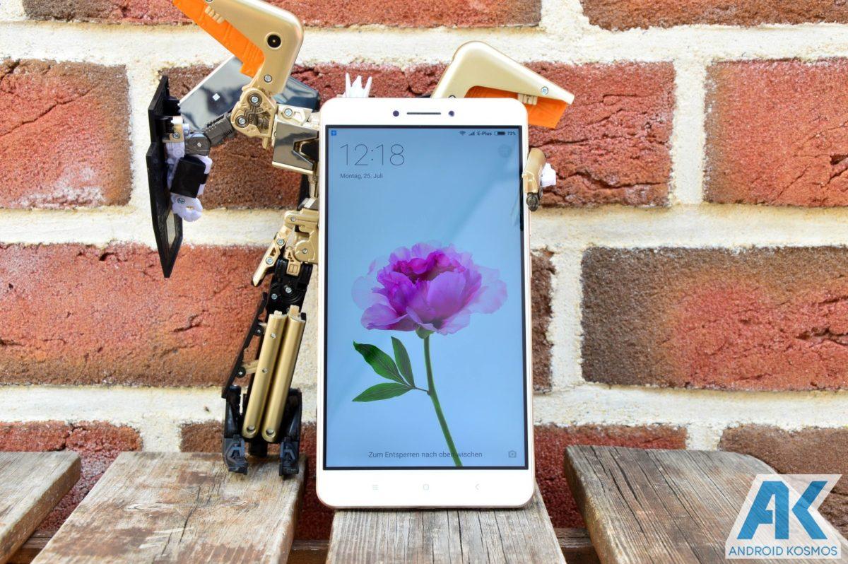 Xiaomi Mi Max Test: Das 6,44 Zoll Monster-Phablet ausprobiert 144