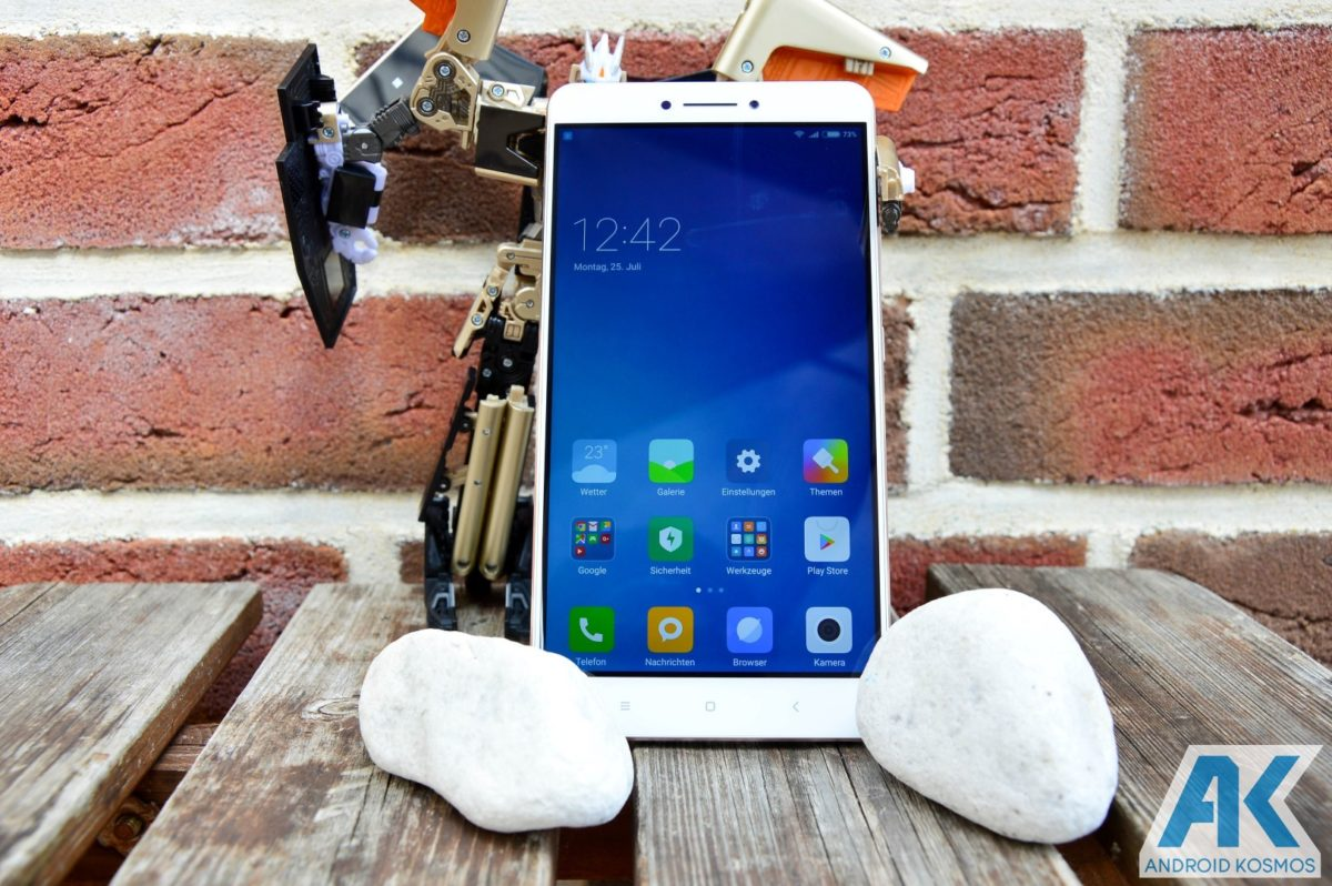 Xiaomi Mi Max Test: Das 6,44 Zoll Monster-Phablet ausprobiert 169