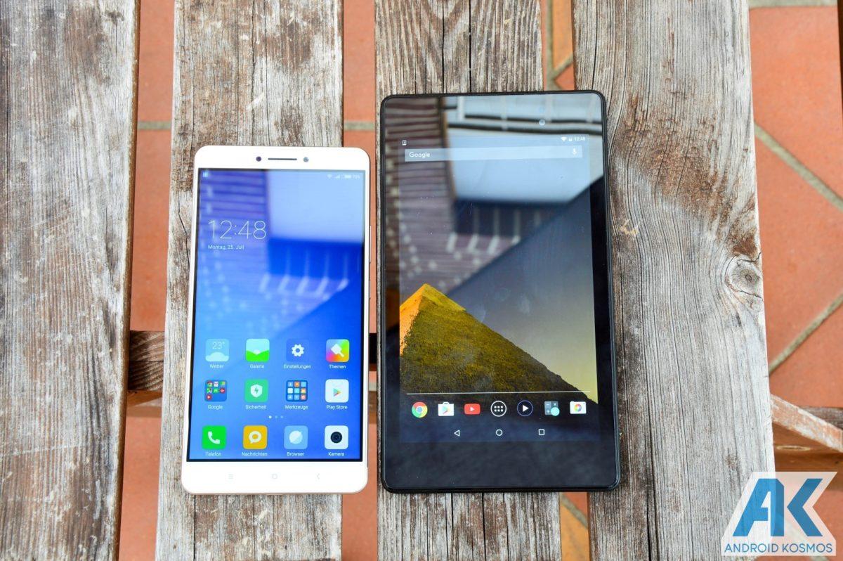 Xiaomi Mi Max Test: Das 6,44 Zoll Monster-Phablet ausprobiert 158