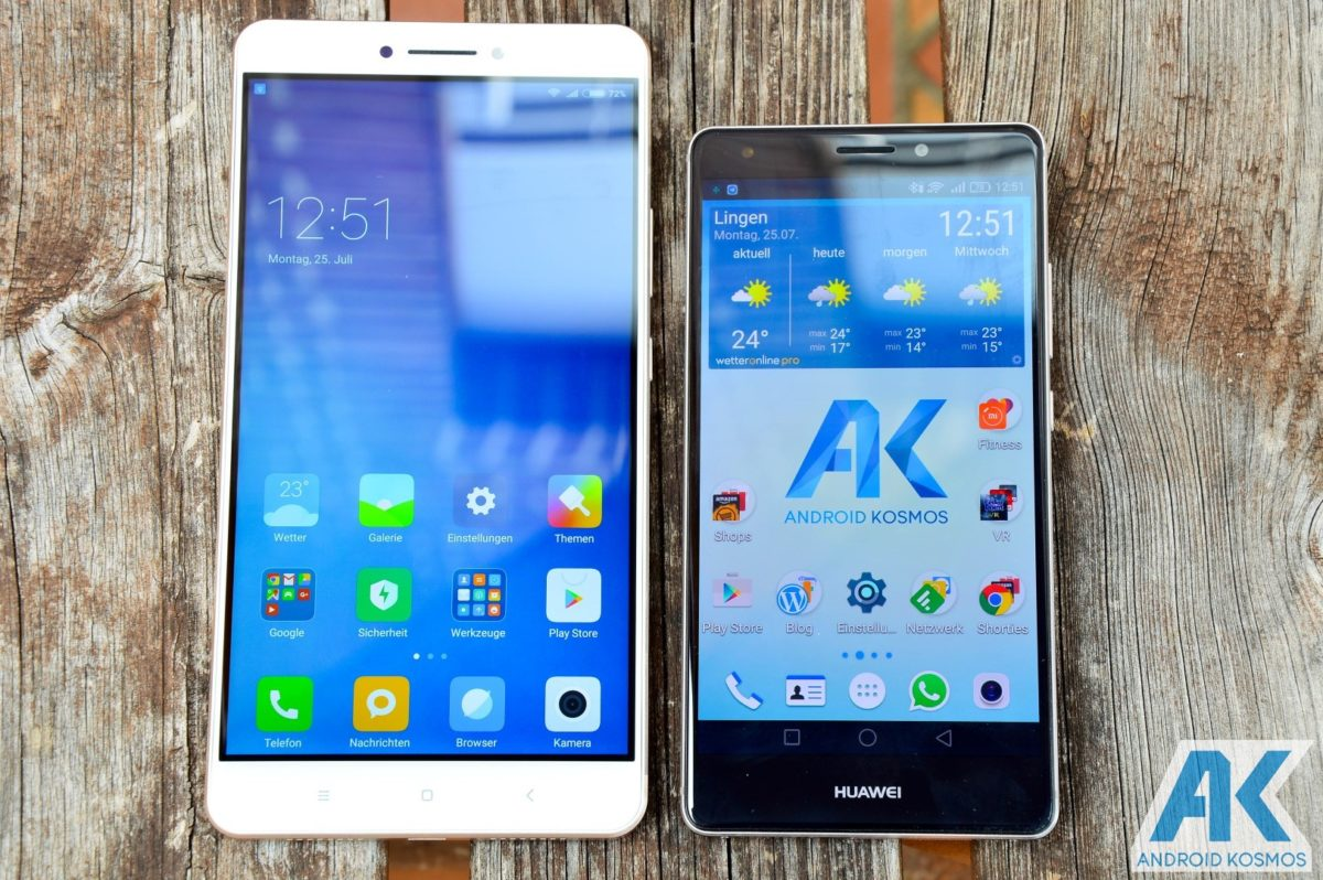 Xiaomi Mi Max Test: Das 6,44 Zoll Monster-Phablet ausprobiert 156