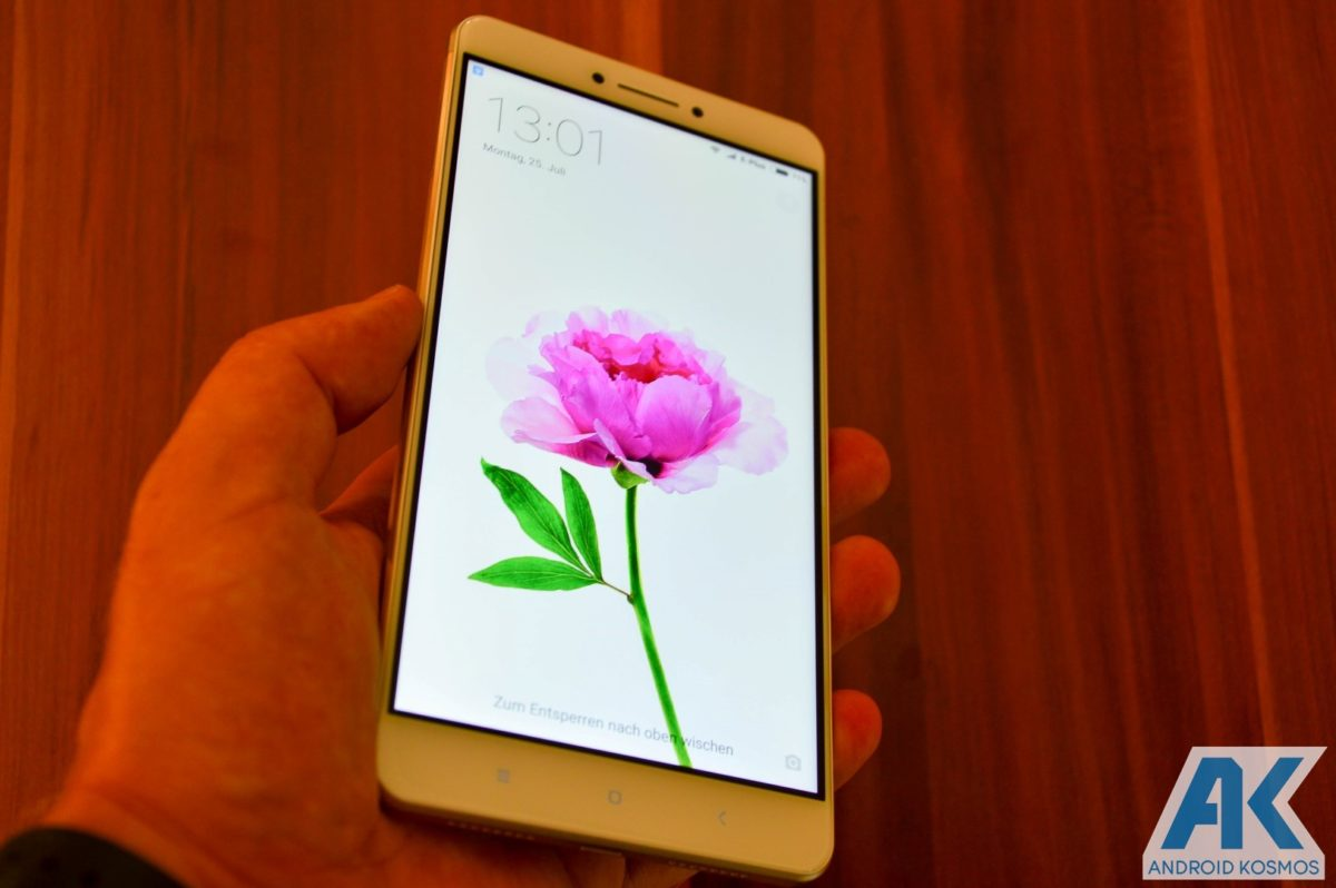 Xiaomi Mi Max Test: Das 6,44 Zoll Monster-Phablet ausprobiert 162