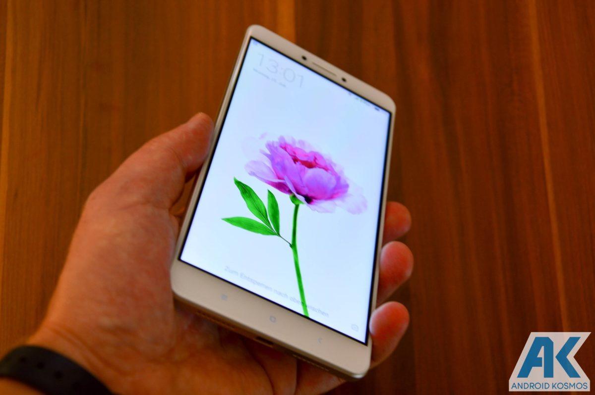 Xiaomi Mi Max Test: Das 6,44 Zoll Monster-Phablet ausprobiert 163