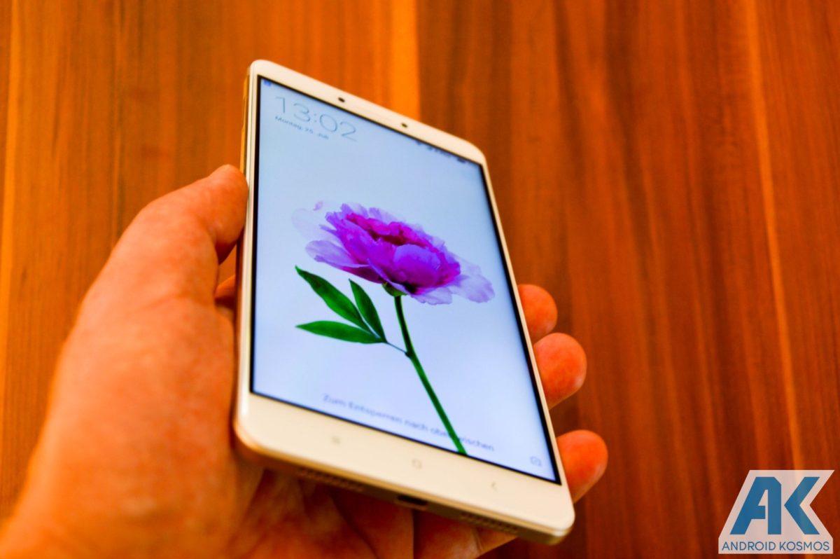 Xiaomi Mi Max Test: Das 6,44 Zoll Monster-Phablet ausprobiert 165