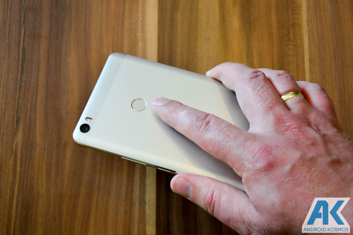 Xiaomi Mi Max Test: Das 6,44 Zoll Monster-Phablet ausprobiert 150