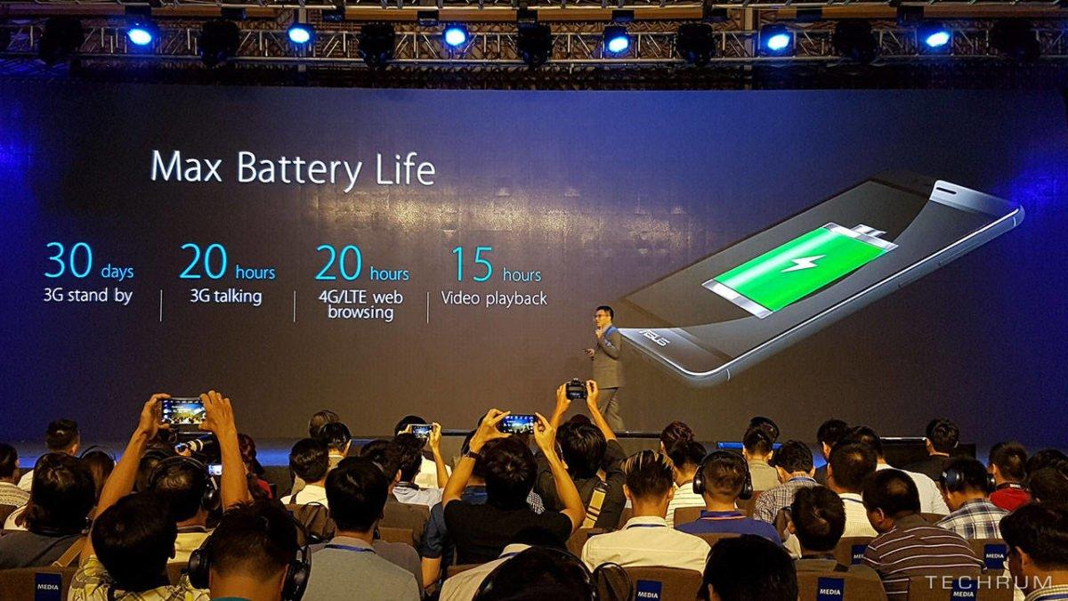 Meister des unübersichtlichen Line-Ups: Asus stellt das Zenfone 3 Max und Laser vor 5