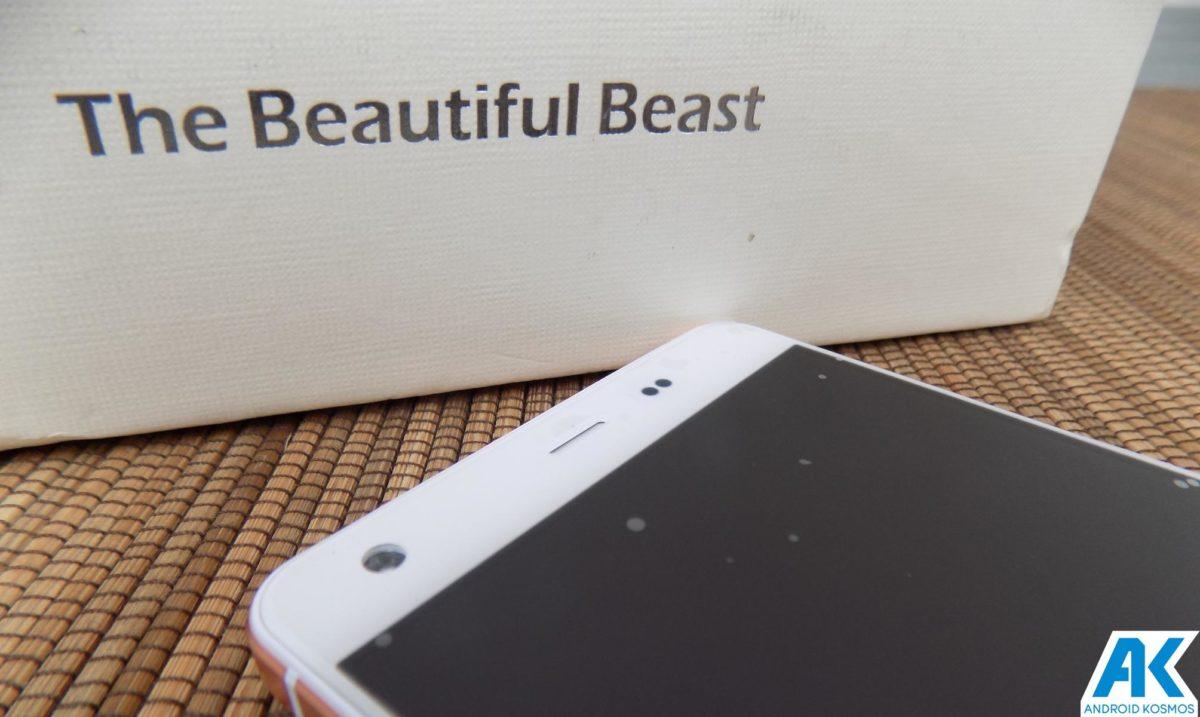 Test / Review UHANS S1 - das schöne Biest? Mittelklasse Budget Phone im Test 37