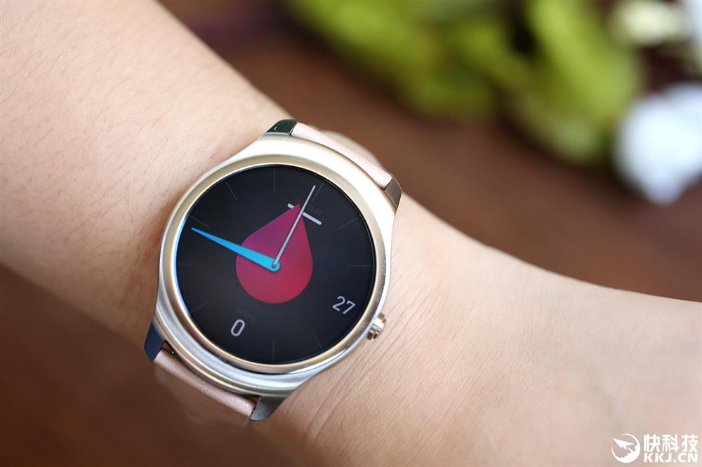 Mobvoi Ticwatch 2: Schicke Android-Smartwatch ab 137 Euro 8