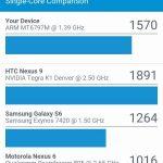 AndroidKosmos   Test / Review: QiKU 360 N4 - Power-Schnäppchen mit Sicherheitsfokus 71